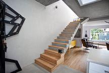 Schodiště & balkony