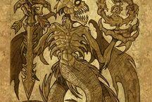 Demons and spirits