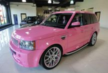 Range Rover Cabin