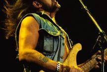 "Lemmy / Ian Fraser ""Lemmy"" Kilmister"