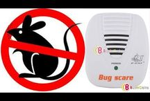 Ultrasonic Rodent Mouse mosquito Repelant