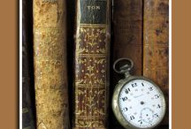 BOOKS TO READ (and re-read) / by C Bessich