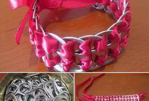 Smycken / Smycken som jag någon gång skulle vilja få tid att göra