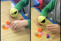 Hand strengthening activities
