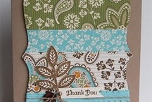Stampin' UP!- Thank yous
