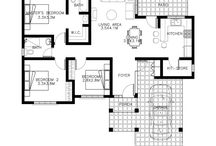 One story house plans / Pictures of one story Houses