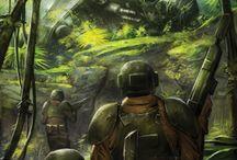 Faction: Cadian Shock Troops