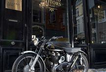 Old School Biking / Retro/old motorcycle stuff