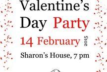 Valentines day card / Valentines day card
