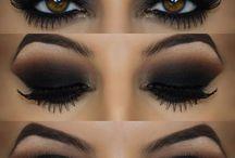Make olho preto