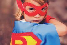 Superhero Photo Shoot