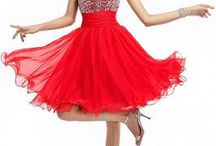 CocoMelody / Brand homecoming dresses
