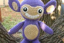 Crochet Pokemon Go / Free crochet patterns for fans of Pokemon Go
