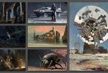Architecture - Sci-Fi