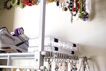 Closet Worthy - neat and tidy / by Rachel Clark