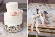 EP101: dessert table / by Lauren Provost