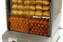 Hot Dog Machines / Hot dog machines like steamers, stands, rotisseries, rollers, grills, carts and everything else related to Americas favorite food!