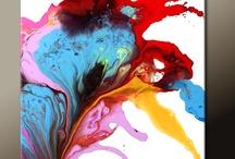 abstract / by Liinda Blackwell