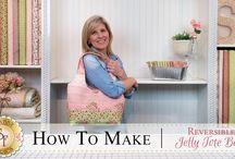 Shabby fabric tutorials