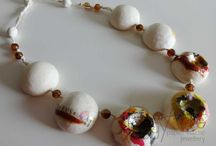 PeggyArte - Jewellery Papier Machè / Gioielli totalmente realizzati a mano in Papier Machè