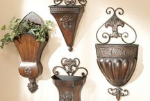 Tuscan style decorating / by Lilian Rosario