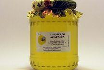 Méz - honey / Termelői méz közvetlenül a termelőtől