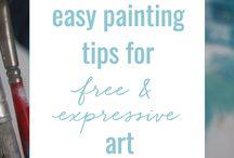 Tips & Tricks voor schilderen