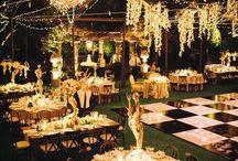 Wedding decorations - Inspiration
