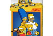 The Simpson bedding set collection | Simpsonowie kolekcja pościeli / The Simpson bedding set collection | Simpsonowie kolekcja pościeli