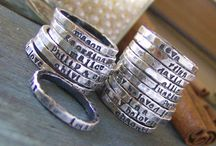 RINGS ON HER FINGERS BELLS...