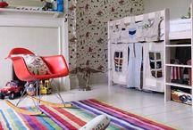 Babies, kids & teens decor / by Susana T