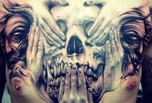Ink me. / Tattoos, piercing and body art.