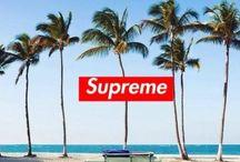 Supreme 壁紙