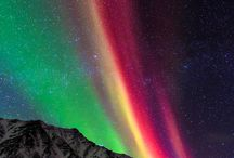 Aurora Borealis / The awesome beauty of nature / by Judy Gacek