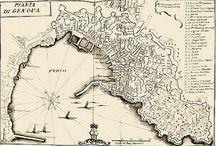Antique cartography