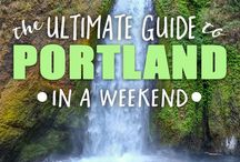 Planning My Trip to Portland