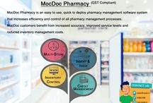 MocDoc Pharmacy Management System