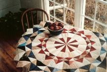 Quilting-Table Runners