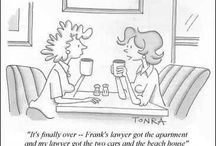 Lawyer Jokes / by Lisa McBee