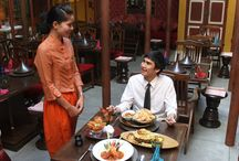 restaurant in Sukhumvit / MahaNaga Sukhumvit restaurant is one such place where the taste and the experience of great cuisines unleash an uncommon sense of passion in making food take another level.
