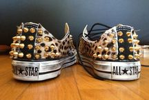 Converse All Star / Converse and All Stare customized by Muffin! Check it out on our shop www.MuffinShop.it