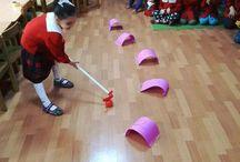 ruchowe przedszkole