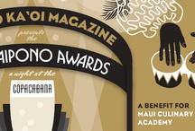Aipono Awards / by UH Maui College
