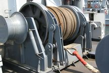 Ellsen deck winch with high quality for sale