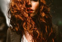 Models ~ Red Head