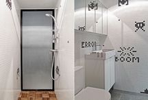 Bathrooms / mix of inspirations