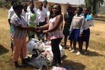 Hands of a Hero Foundation visits Westphalian Children's Village/Orphanage -Oyoko, Ashanti