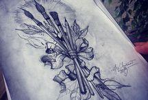 Lápiz tattoo