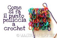Alessia scrapt & craft scuola di uncinetto