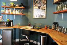 Cozinhas / Decore você mesmo sua cozinha e se inspire com muitas ideias - Dcore Você